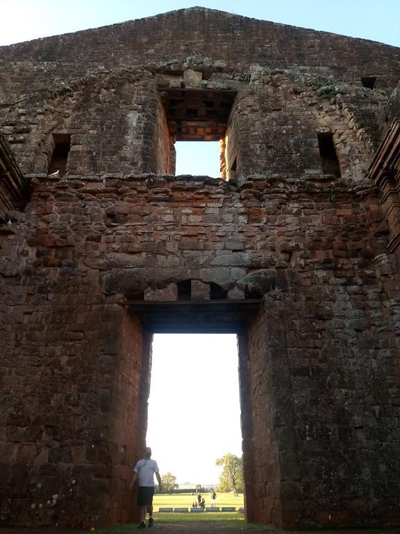Porta Principal da Igreja da Redução de São Miguel das Missões - Foto Marcos Demeneghi
