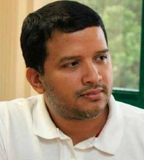 pesquisador da Fiocruz Amazônia Felipe Naveca