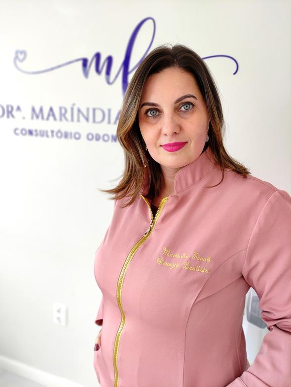 Maríndia Farah - Foto: Marcos Demeneghi