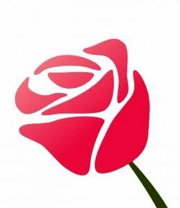 Flor da liga feminina de combate ao cancer - 2 (Copy)