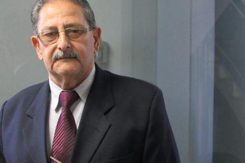 """João Walter Garcia de Jesus divulga o evento no """"Mensa"""""""