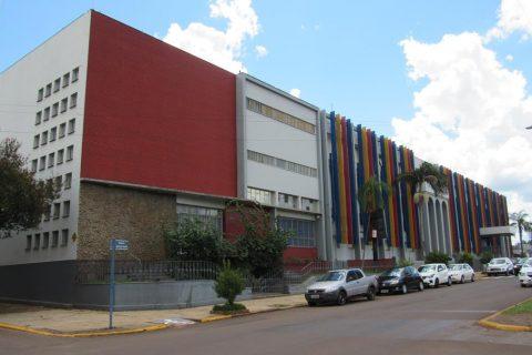 Colégio Teresa Verzeri - Av. Getúlio Vargas em Santo Ângelo - Foto: Marcos Demeneghi