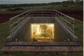 JA Z   João Loureiro  Obra instalada em caráter permanente em São Miguel das Missões-RS   Foto: Edouard Fraipont